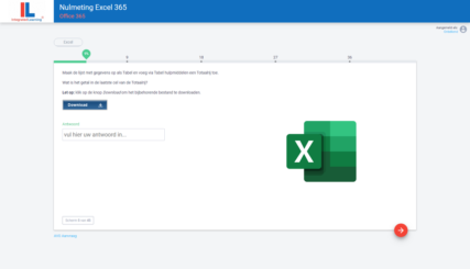 Leerarrangement Excel365-03