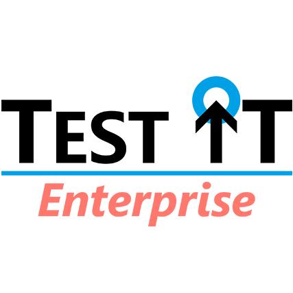 Test IT Online licentie Enterprise