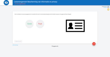 Online training Bescherming informatie privacy in zorg-02